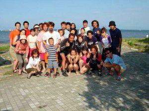 ジェットスキー 琵琶湖にて