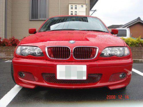 BMW320 (E46) にセキュリティーシステム CLIFFORD AG5.1のインストール 3