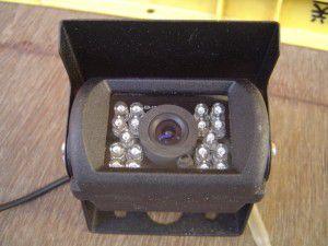 トラック用バックカメラ