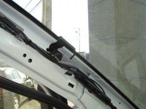 日産セレナに三菱カーナビNR-HZ750CD-DTVの設置 7