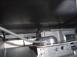 日産セレナに三菱カーナビNR-HZ750CD-DTVの設置 11