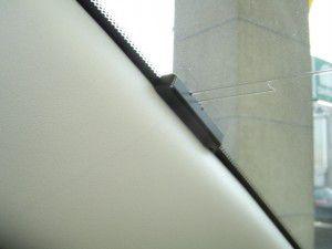 日産セレナに三菱カーナビNR-HZ750CD-DTVの設置 8
