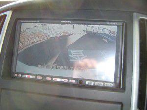日産セレナに三菱カーナビNR-HZ750CD-DTVの設置 16