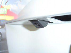 マツダ プレマシー=MAZDA PREMACY=[DBA-CREW] 平成19年式にパナソニック製バックカメラCY-RC50D/KDの取付完了 1