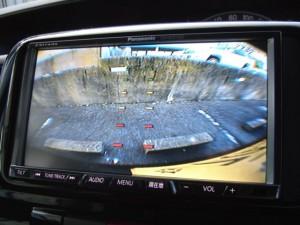 タント_バックカメラからの映像