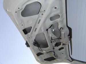 WISH バックカメラ設置