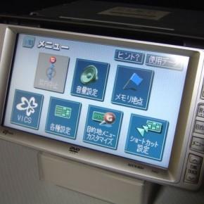 中古DVDカーナビ再入荷 NDCN-W54美品フルセット