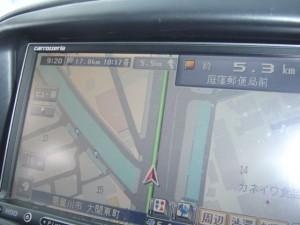 大阪の渋滞事情
