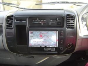 トヨタ ダイナにイクリプス製カーナビAVN558HDを設置