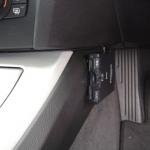 BMWにパナソニック製ETC車載器の設置
