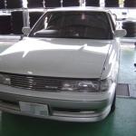 トヨタ マークⅡにカーナビの設置