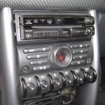 ミニのインダッシュモニター・サイバーナビAVIC-VH9000