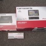 パイオニア AVIC-HRV011 GEX-P01DTV CD-BR10
