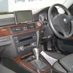 BMW 3シリーズ E90にパイオニア 楽ナビを設置