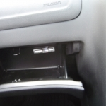 RX-7 [FD3S]にETC車載器の取付 本体グローブボックス