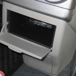 ムーブコンテの小物入れにETC車載器を設置