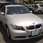 BMW E90にパイオニア楽ナビの設置