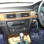 BMW E90のウッドパネル