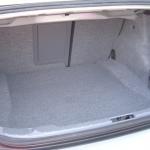 E90トランクに地デジチューナーをスッキリ設置