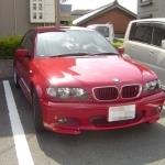 BMW E46にHIDシステムの装着