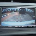 新型プリウスのバックカメラ映像