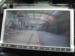 アクセラのバックカメラ(CY-RC51KD)からの映像