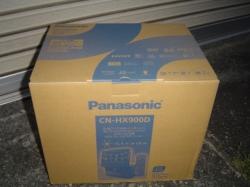 パナソニック CN-HX900Dをホンダエアウェーブに設置します