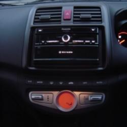 CN-HX900Dのインダッシュモニタークローズ