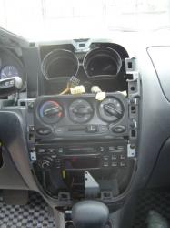 マティスにETC車載器の設置