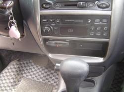 GM マティスにETC車載器の設置