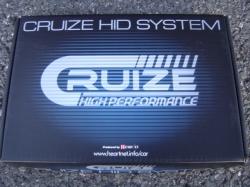 クルーズ HIDコンバージョンキット W163用