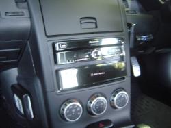 フェアレディーZ Z33 ストラーダ CN-HX1000D