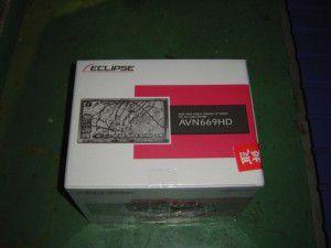 AVN669HDを新型ステップワゴンに取付