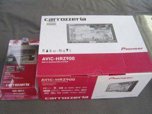 パイオニア 楽ナビ AVIC-HRZ900 ND-BC4