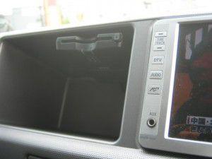 ハイエース200系 ETC車載器の取付
