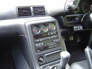 GTR32純正カセットオーディオ