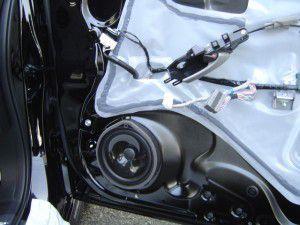 オデッセイRB3/RB4純正フロントドアスピーカー