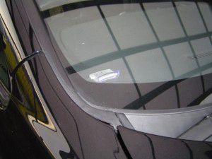 ヴォクシーにセキュリティー スキャナーをオプション設置