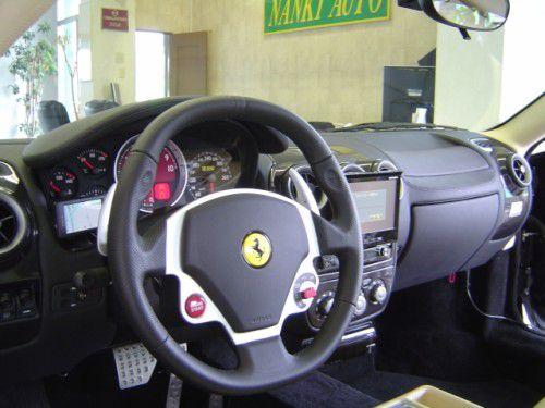 フェラーリF430 コクピット