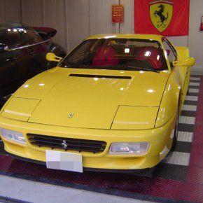 フェラーリ512TR HID取付