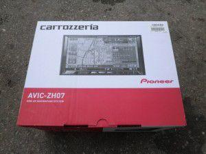 カロッツェリア製サイバーナビ AVIC-ZH07