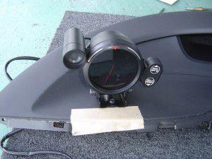 シビック 追加タコメーターの取付