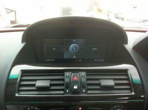BMW 純正カーナビ iDrive