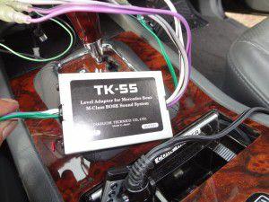 サウンドレベルアダプター TK-55