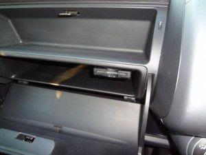 フィットにETC車載器の取付
