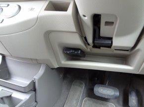 マーチ ETC車載器の取付