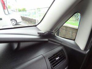 MOVE ETC車載器の取付け