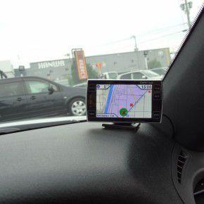 LEXUS IS-F GPSレーダー探知機の設置・取付