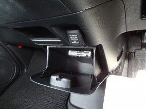 N BOXにカーナビとバックカメラ・ETC車載器の設置・取付3