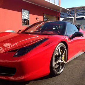 Ferrari F458 Italia2